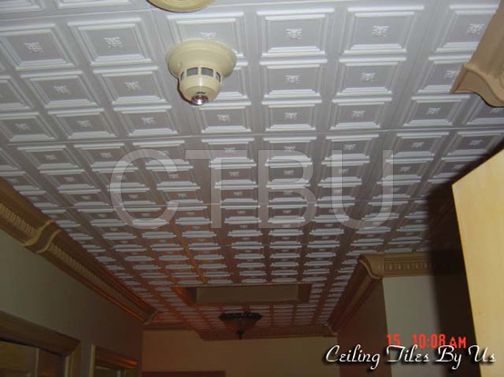 Styrofoam ceiling tiles, popcorn removal made easy!