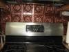 Kitchen Backsplash Installed in Kitchen near Stove Design 128
