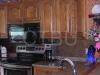 Wall Panel using PVC Backsplash for Kitchen Remodeling.