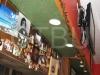 Left Overs Restaurant in Jupiter, Florida Bar Top Cover with Back splash
