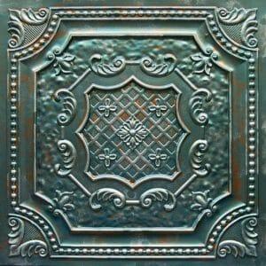 faux_tin_ceiling 114 patina