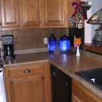 KITCHEN BACKSPLASH WC 20 INSTALLED