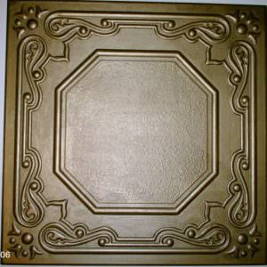 Paint Able Faux Tin Ceiling Tile