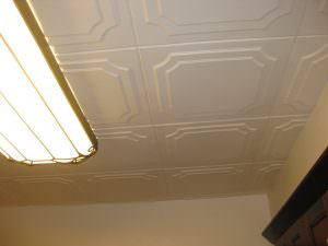 Ceiling Tiles By Us Foam Ceiling Tile R 08 Glue Over