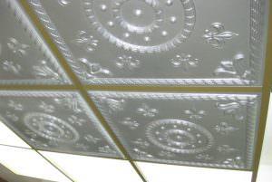 Ceilings Fleur De Lis