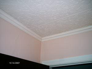 Bedroom Moldings DIY