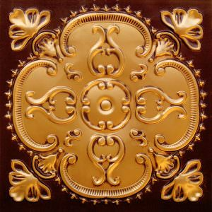 Faux Tin Antique Gold