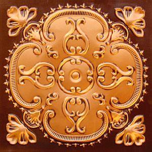 Faux Tin Antique Copper