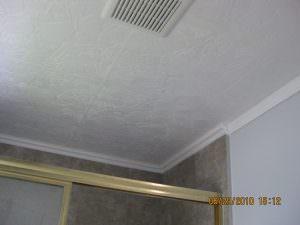 Styrofoam ceiling panels