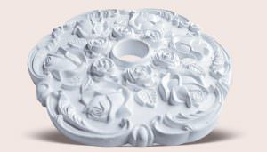 Decorative Styrofoam Medallion