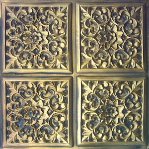 Antique Gold 2x2