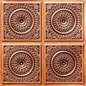 Antique Copper  PVC 2x2