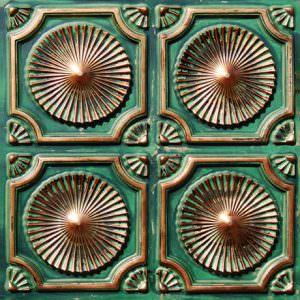 Faux Patina Copper