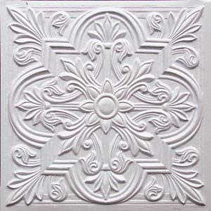 Faux White Pearl PVC
