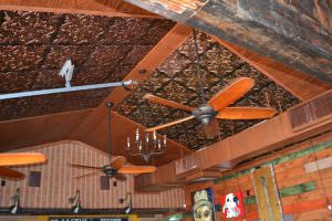 Plastick Ceiling Tiles PVC