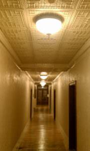 Ceiling Tiles Install