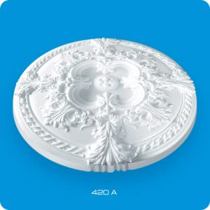 Cheap Styrofoam Medallion 16.5""