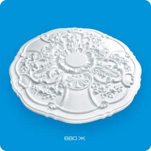 """Styrofoam Medallion Diameter 26"""""""