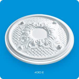 """Styrofoam Medallion 17"""""""