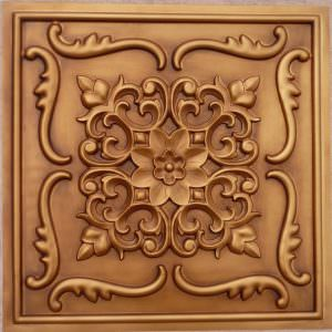 Dream Faux Antique Gold 2x2       98  in stock only!