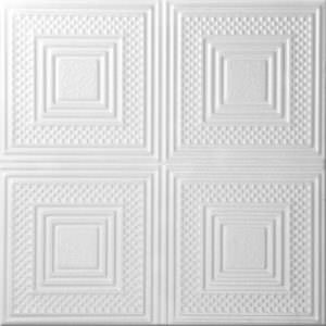Faux Tin Polystyrine Foam 20 x 20