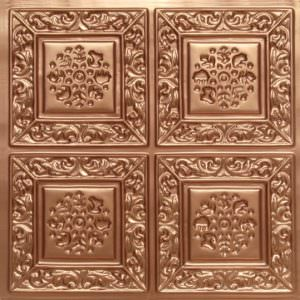 Ceiling Tiles By Us 203 Antique Silver Faux Tin Plastic