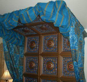 Glue Up Ceiling Tiles