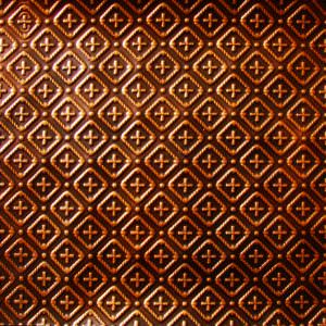 Faux Antique Copper PVC