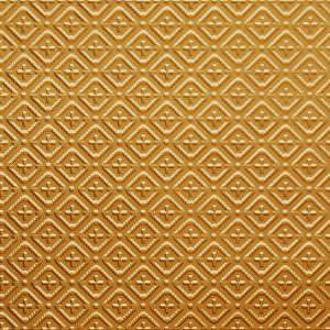 Faux Gold PVC