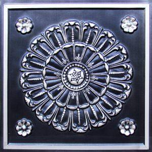 TIN Antique Silver