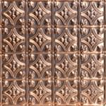 PRINCESS VICTORIA COPPER CEILING TILE