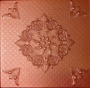 Printable Ceiling Tile R-20 COPPER ROLL (7)