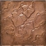 Solid Aged Copper Ceiling Tile
