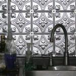 Victoria Princess Kitchen Back Splash Installed