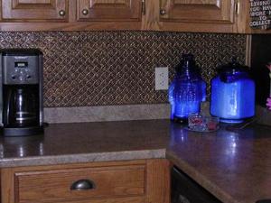 Remodel Backsplash Sink Idea