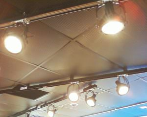 Install Suspended Ceiling Tile