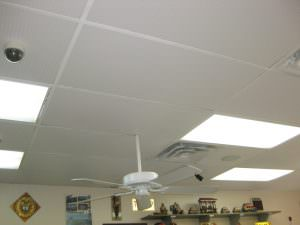 Ceiling Tiles After 24 x 48