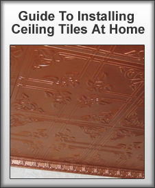 Guide To Installing Ceiling Tiles