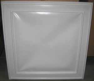 White 2x2 GRID Tile