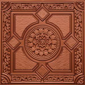 Ceiling Tiles By Us 303 Ur Antique Copper Grid Suspended