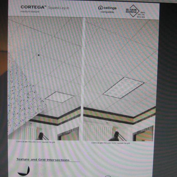 Amazing 2X2 White Ceramic Tile Big 3X6 White Subway Tile Bullnose Square 4 1 4 X 4 1 4 Ceramic Tile 4X4 Floor Tile Youthful 6 X 12 Porcelain Floor Tile Yellow600X600 Polished Porcelain Floor Tiles Ceiling Tiles By Us | Armstrong 769 Cortega Lay In 2 X 4 Suspended ..
