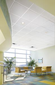 Armstrong Grid Ceiling Tiles