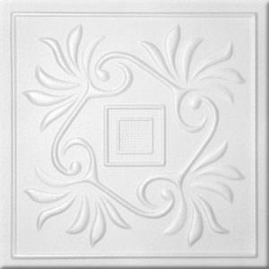 Styrofoam Ceiling Tile 19.5x19.5