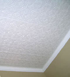Ceiling in White
