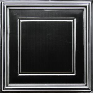 Antique Silver Ceiling  24x24 PVC
