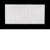 Armstrong Cortega Second Look - II - 2767 2'x4' Angled Tegular Medium Texture