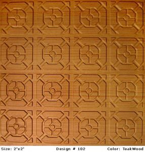 Teak-wood     58 tiles only