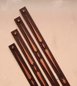 Grid Strip for Suspended Ceiling Antique Copper