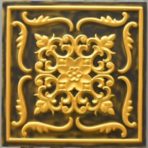 Brilliant Faux Antique Brass #2 New