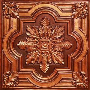 206 antique copper ceiling tile
